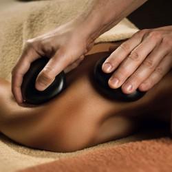 Cadeaubon -Hotstone massage (25min.)