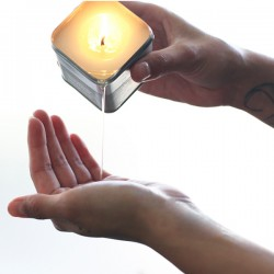 Cadeaubon -Massage met Kaarsen (50min.)