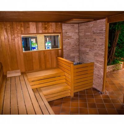 2u - Privé Sauna voor 2 personen